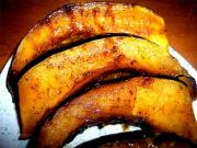 Baked Banana Squash