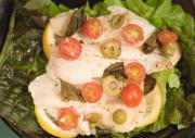 Healthy Tilapia Fillets