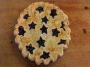 Stellar Star Pie Crust Cut-Outs