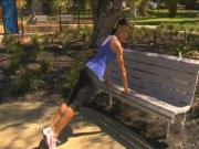 More Upper Body Exercise Build your Arm Strength - Park Bench Workout 2
