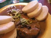 Beef Tenderloin Hungarian Style
