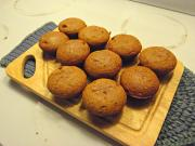 Bran Graham Muffins With Raisins