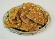 Molasses-Peanut Brittle