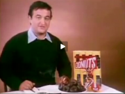 About John Belushi's Little Chocolate Donuts