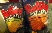 Ruffles Ultimate is targetting men with its new line.