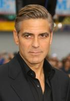The attractive George Clooney