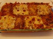 Homemade Baked Penne Rigate