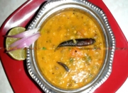 Moong Curry or Mag nu Shaak (Green Gram Soup)