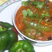 Capsicum Fried Masala