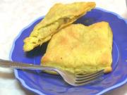 Aloo Puffs - Potato Puff Pastry Sandwich