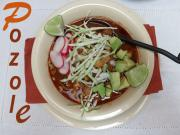 Mexican Red Pork Pozole Soup