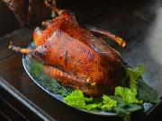 Cantonese-Style Roast Goose - Part 2: Roasting and Carving