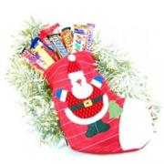 Chocolate stuffed Stocking