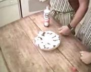 Chocolate Candy Pie
