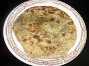 Dry Fenugreek Leaves Paratha