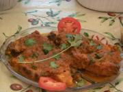 Baked Grouper With Herbs Creole