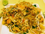 Shrimp Fried Thai Noodles