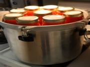 Using a Pressure Canner to Preserve Tomatoes