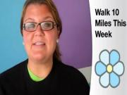 Courtney's Summer Challenge Week 8: Walk 10 Miles