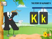 The K Song | Letter K Song | Story of Letter K | ABC Songs