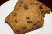 Brown Bread With Nuts & Raisins