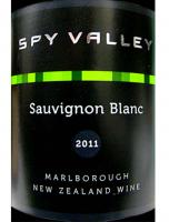 The Taste Of Spy Valley Sauvignon Blanc 2011