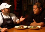Ma'O Organic Farms Review At Tiki'S Grill And Bar