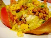 Taco Salad With Turkey