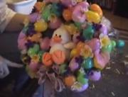 How To Make Easter Gift Basket