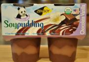 Vegetarian and Vegan Product Review - Zen Soy Pudding