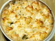 Deluxe Cauliflower Au Gratin