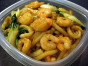 Pasta And Prawns