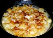 Clam Potato And Bacon Pot Pie