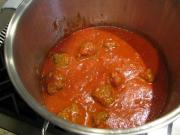 Cheryls Home Cooking - Meatballs with - Sauce/Pasta