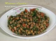 Turkish Nohut Salatası
