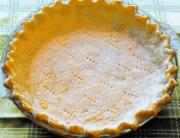 Cornmeal Pie Shell