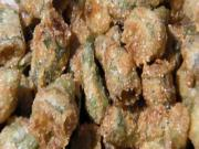 SurfinSapo's Fried Okra Part 2