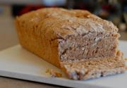 Ginger Oatmeal Molasses Bread