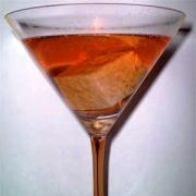 Meat martini - a delicate choice of drink for all the meat lovers.