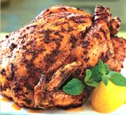 Caribbean Roast Chicken