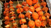 Vegetable Tandoori