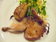 Roast Squab With Honey Sauce