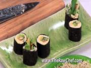 Raw Sushi - Part 3: Rolling
