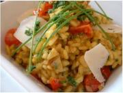 Herb Risotto with Sunblushed Tomatoes