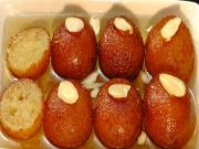 Gulab Jamun - Indian Dessert