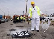 KFC –Patching potholes! Thinking beyond food!