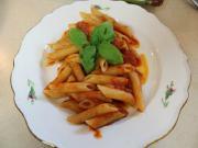 Pasta with Tomato Sauce - Pasta al Pomodoro