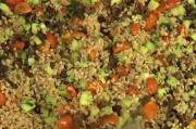 Italian Farro Perlato Salad