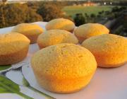 Surprise Cornmeal Muffins