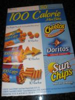 Snacks with 100 calories